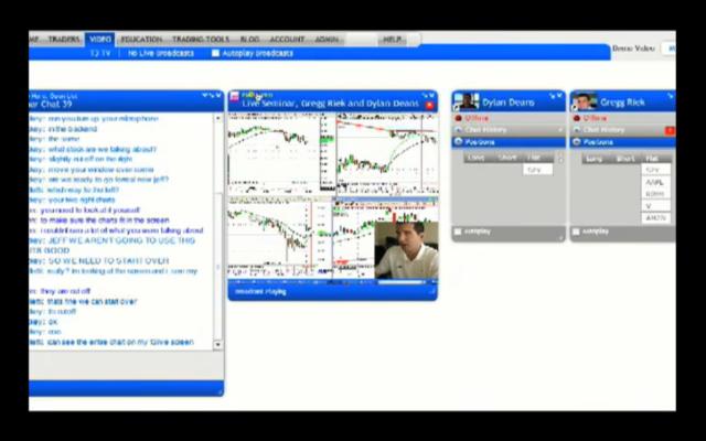 Virtual forex trading platform